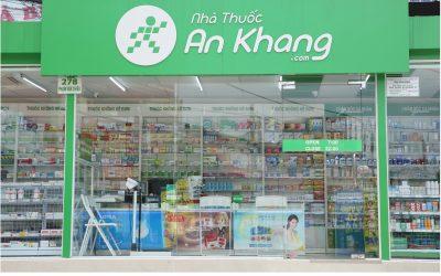 Tình hình chuỗi nhà thuốc An Khang sau hơn nửa năm gia nhập Thế Giới Di Động