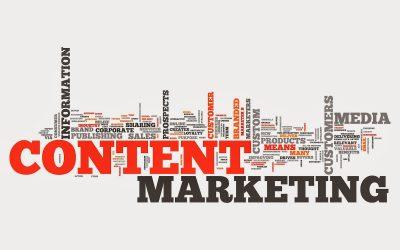 Vai trò của content, các dạng content